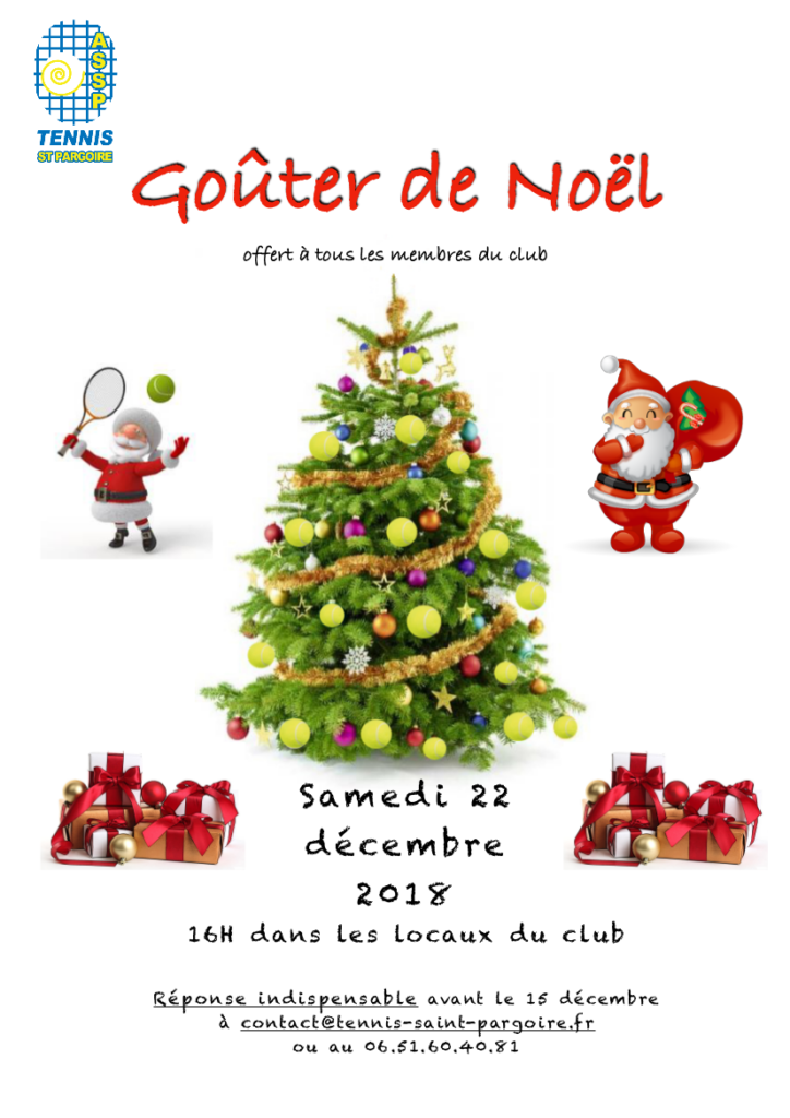 Flyer Noël 2018